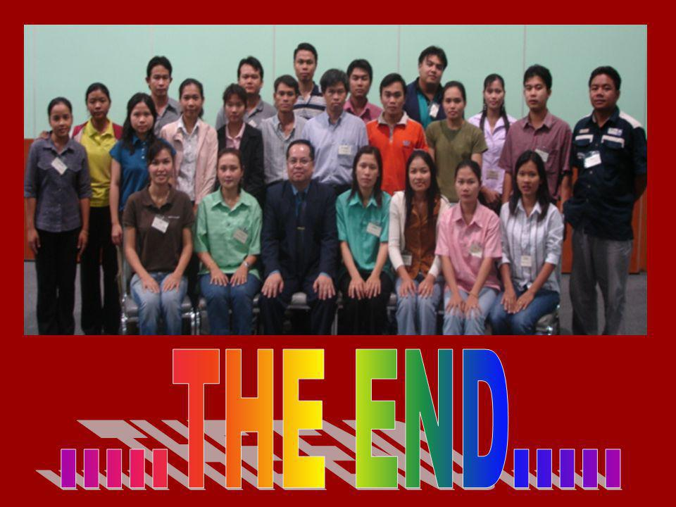 .....THE END.....