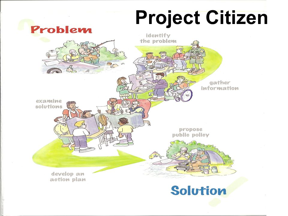 Project Citizen