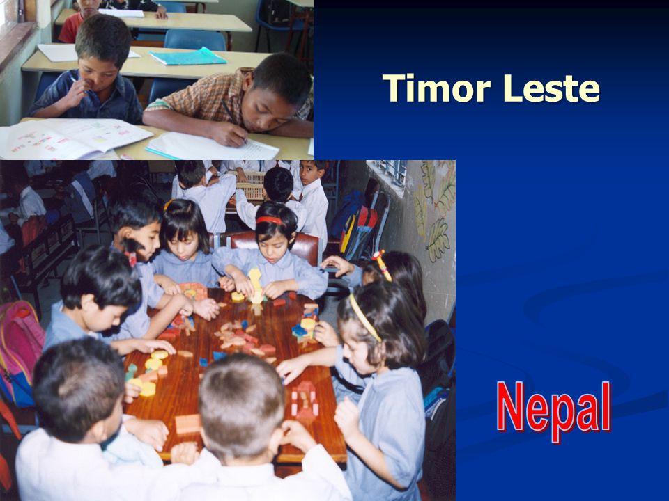 Timor Leste Nepal