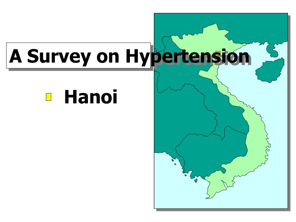 A Survey on Hypertension