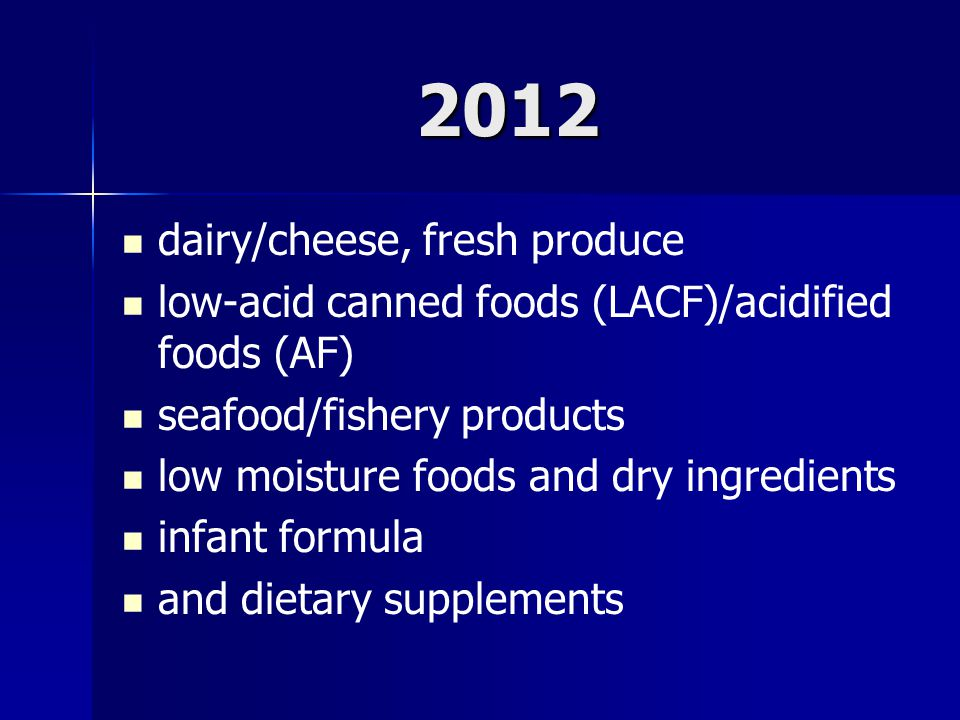 2012 dairy/cheese, fresh produce
