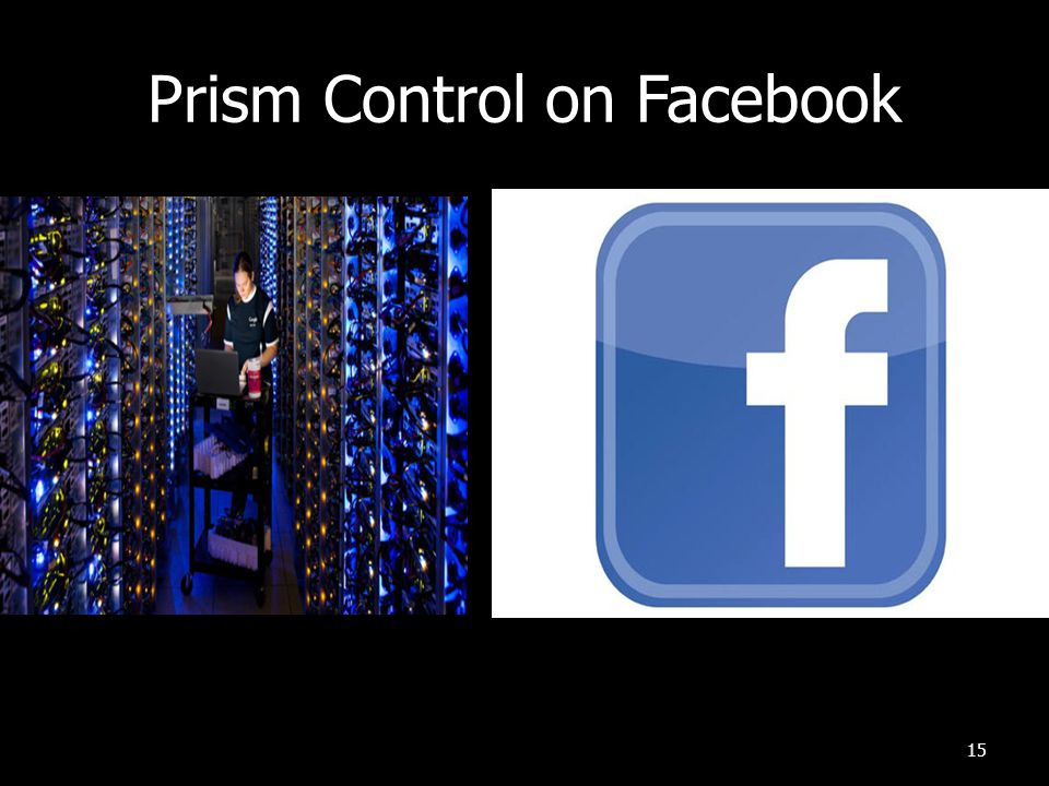 Prism Control on Facebook