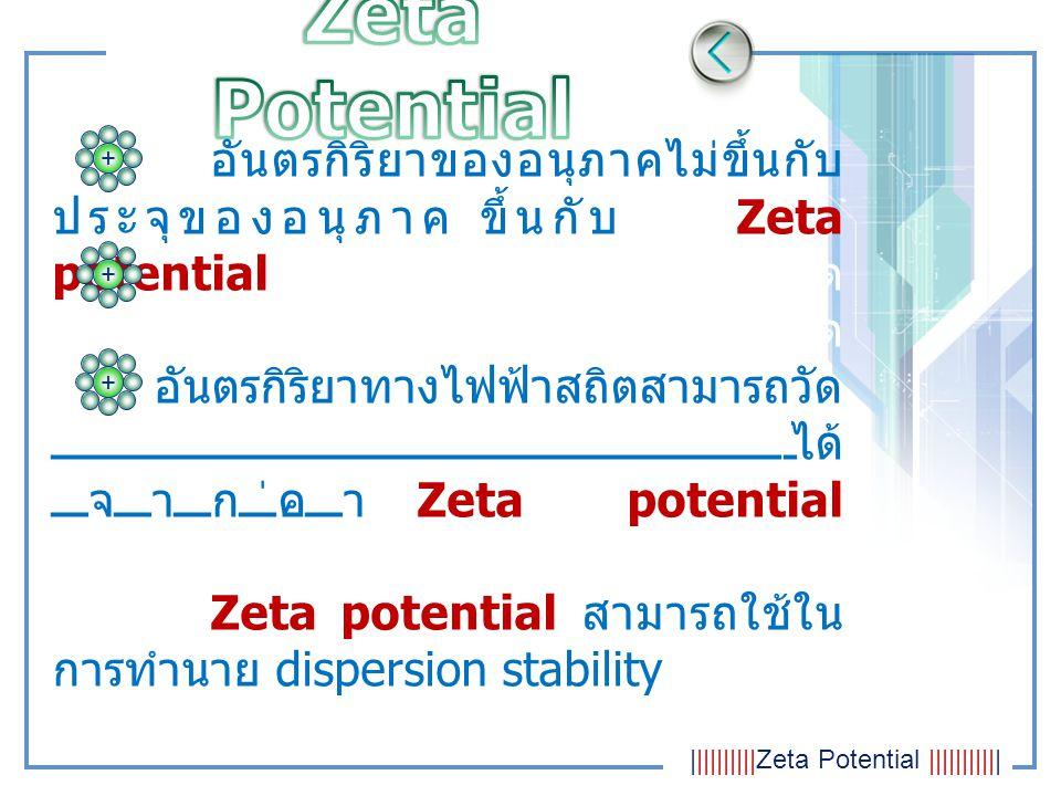 Zeta Potential