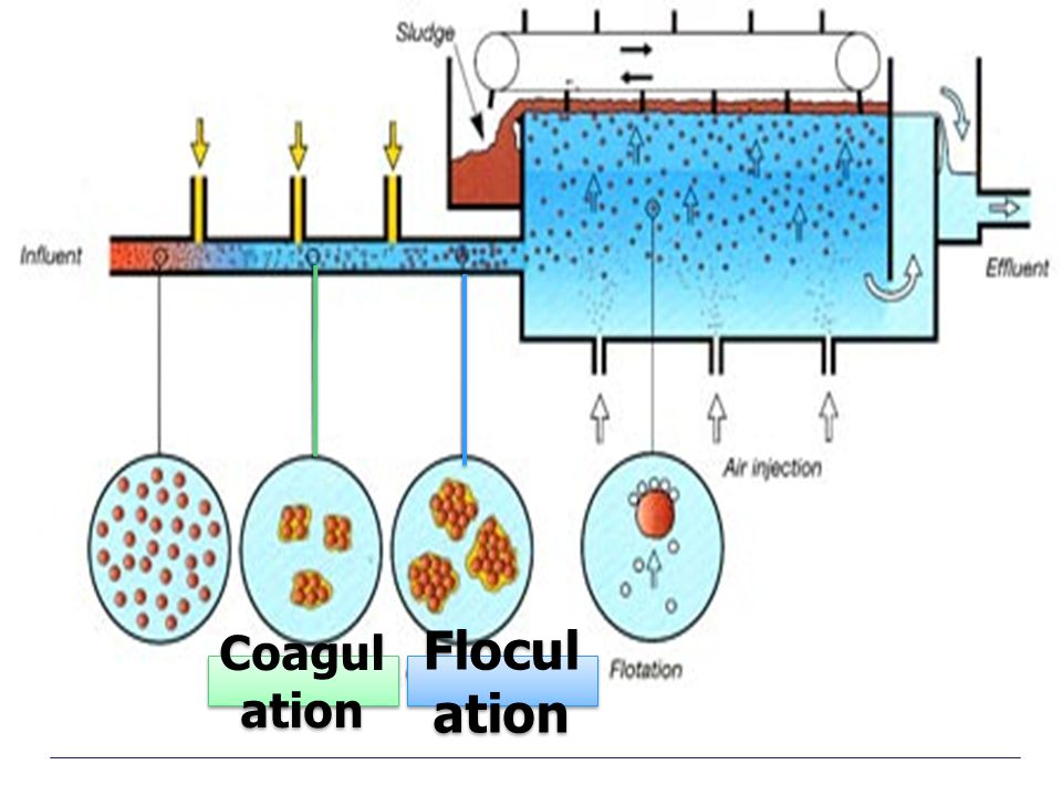 Coagulation Floculation