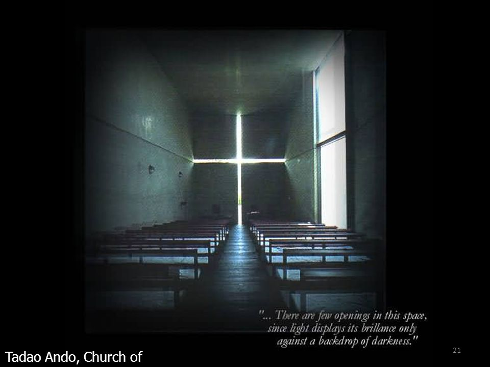Tadao Ando, Church of Light, Japan
