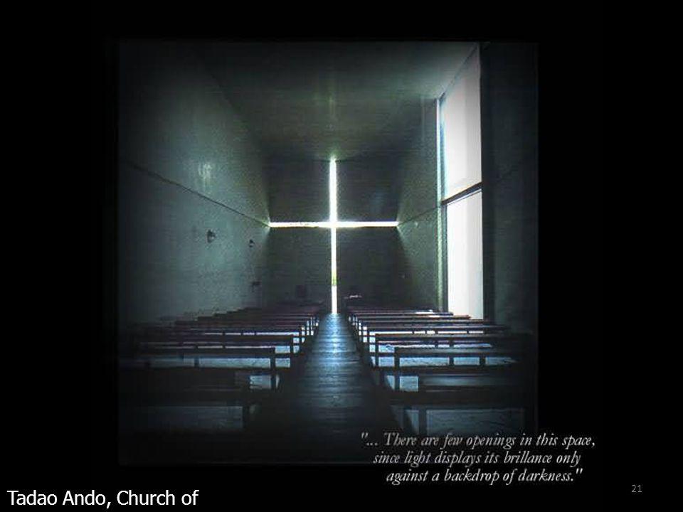 Tadao Ando, Church of Light, Japan