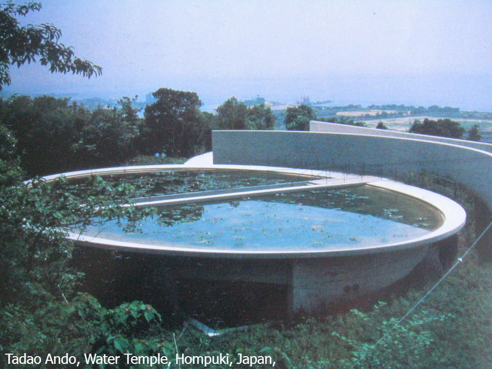 Tadao Ando, Water Temple, Hompuki, Japan, 1989-1991