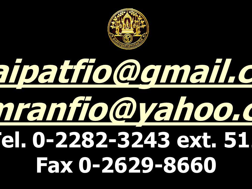 chaipatfio@gmail.com samranfio@yahoo.com