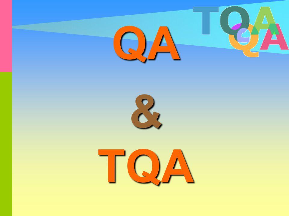 QA & TQA