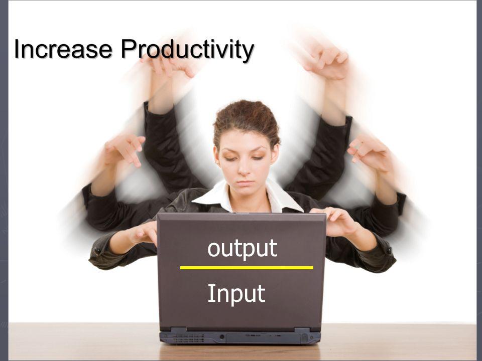 output Input