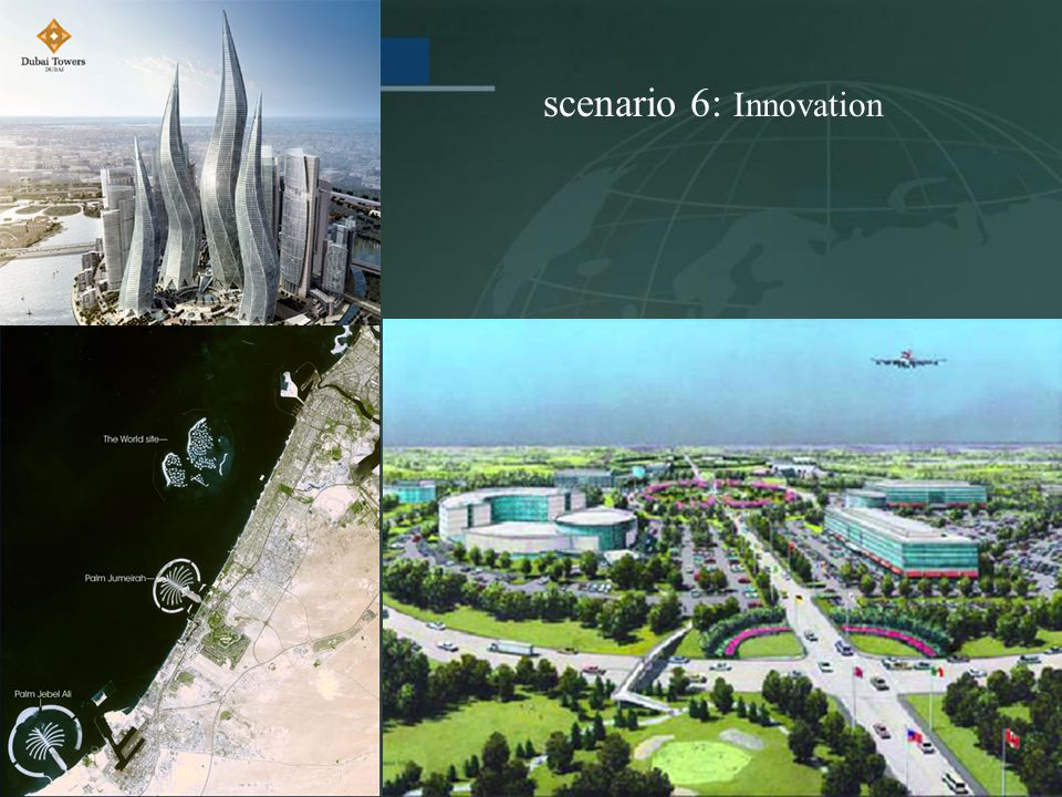 scenario 6: Innovation