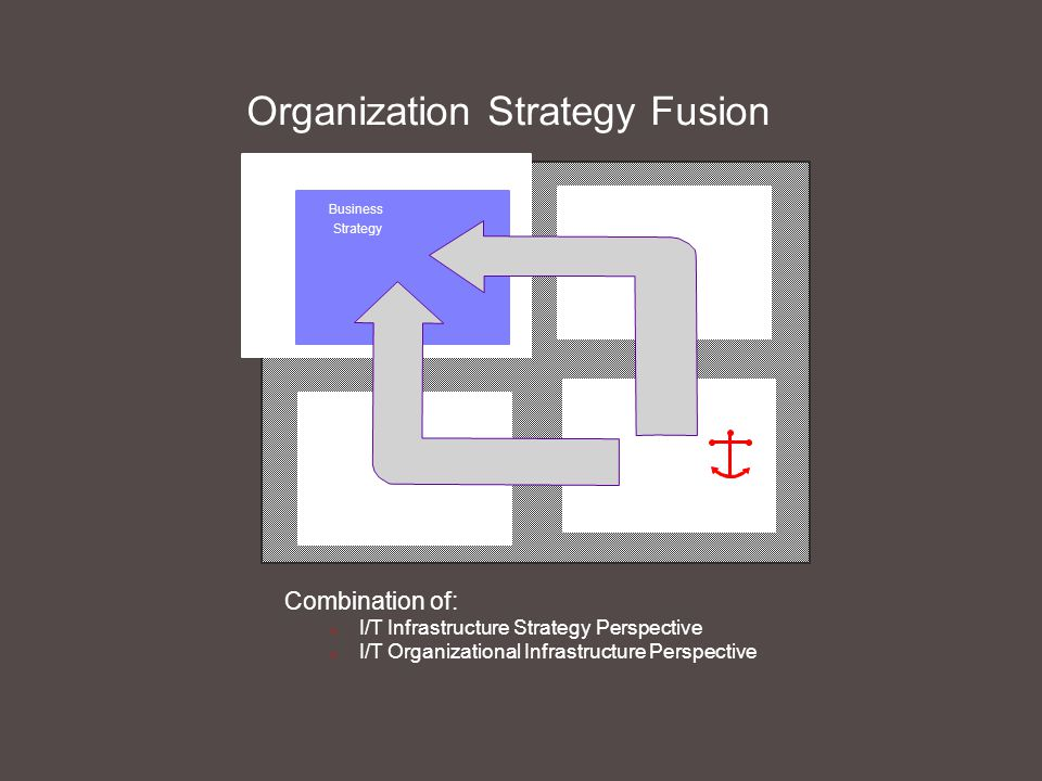 Organization Strategy Fusion