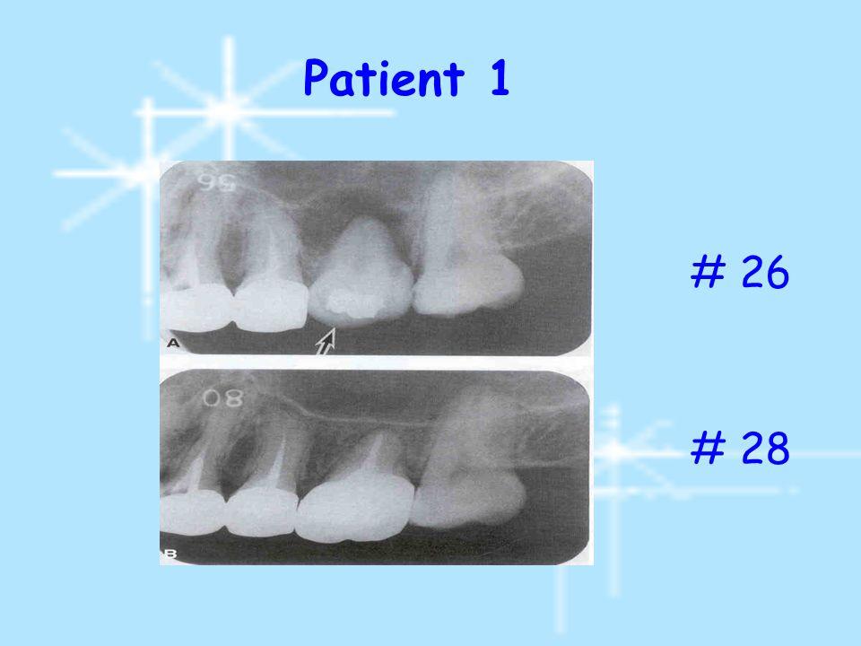 Patient 1 # 26 # 28