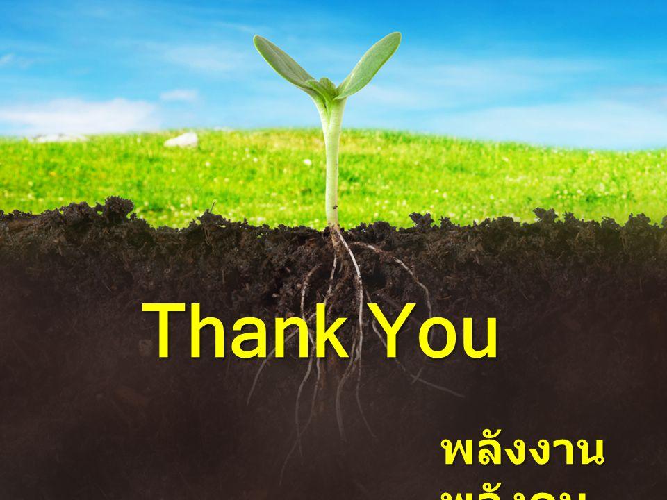 Thank You พลังงาน พลังคน