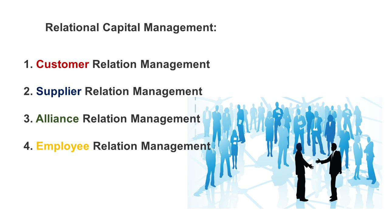 Relational Capital Management: