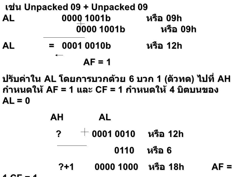 เช่น Unpacked 09 + Unpacked 09