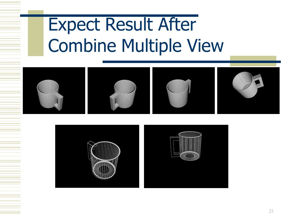 Expect Result After Combine Multiple View