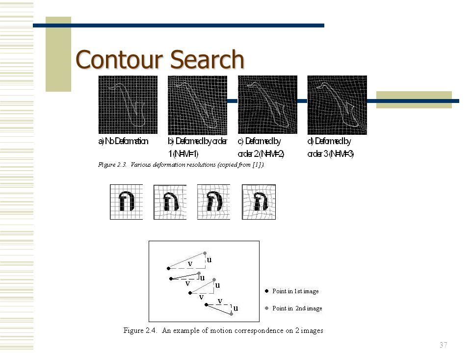 Contour Search