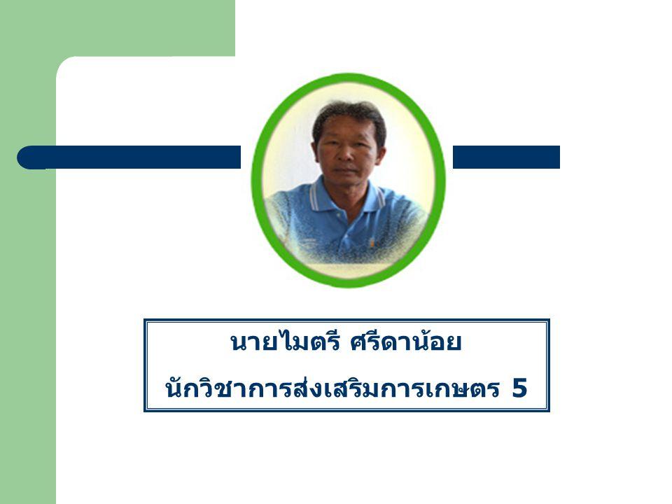 นักวิชาการส่งเสริมการเกษตร 5