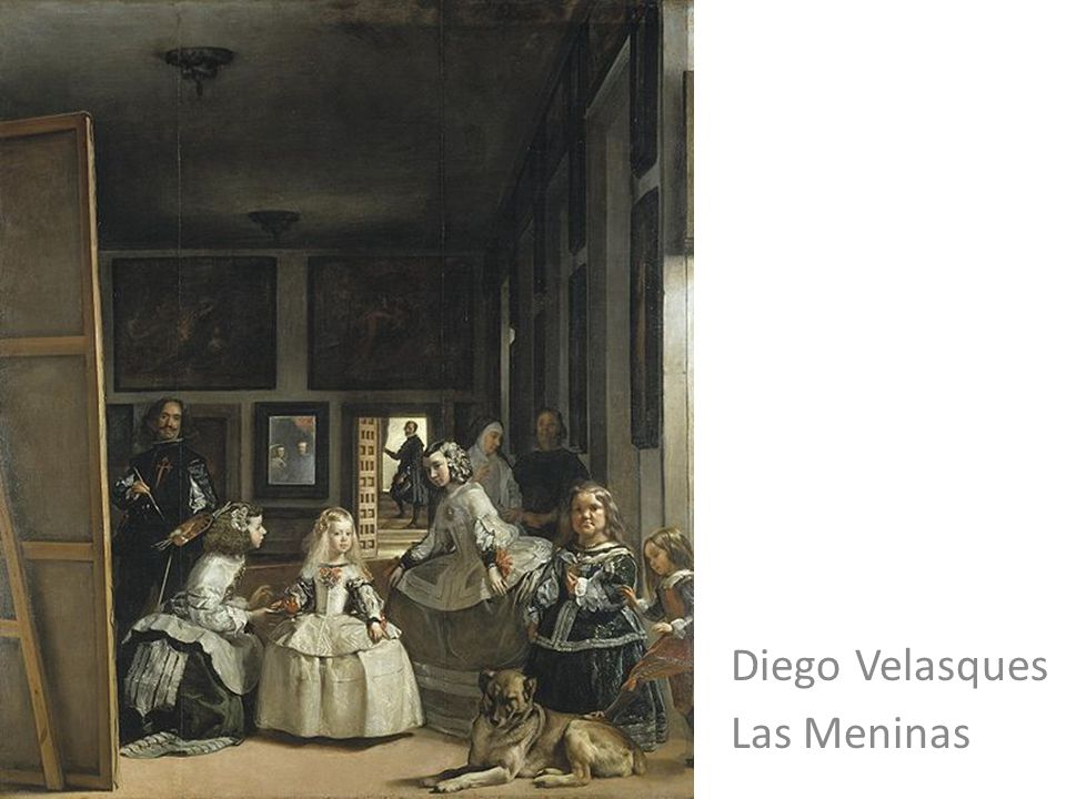 Diego Velasques Las Meninas