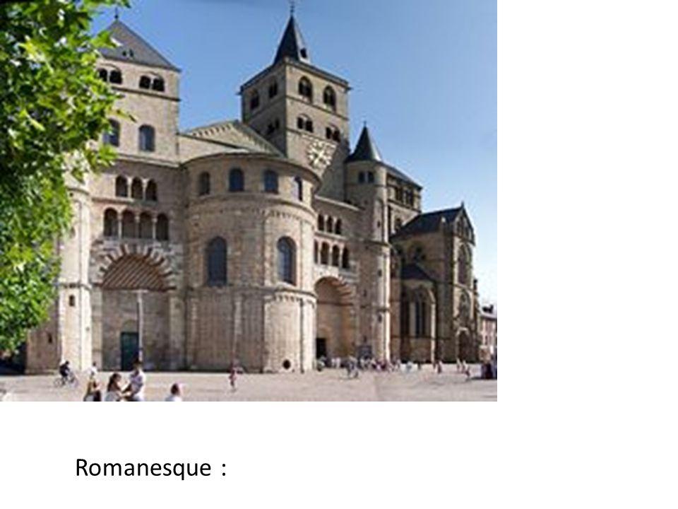 Romanesque :