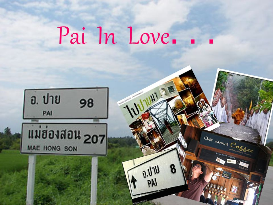 Pai In Love. . .