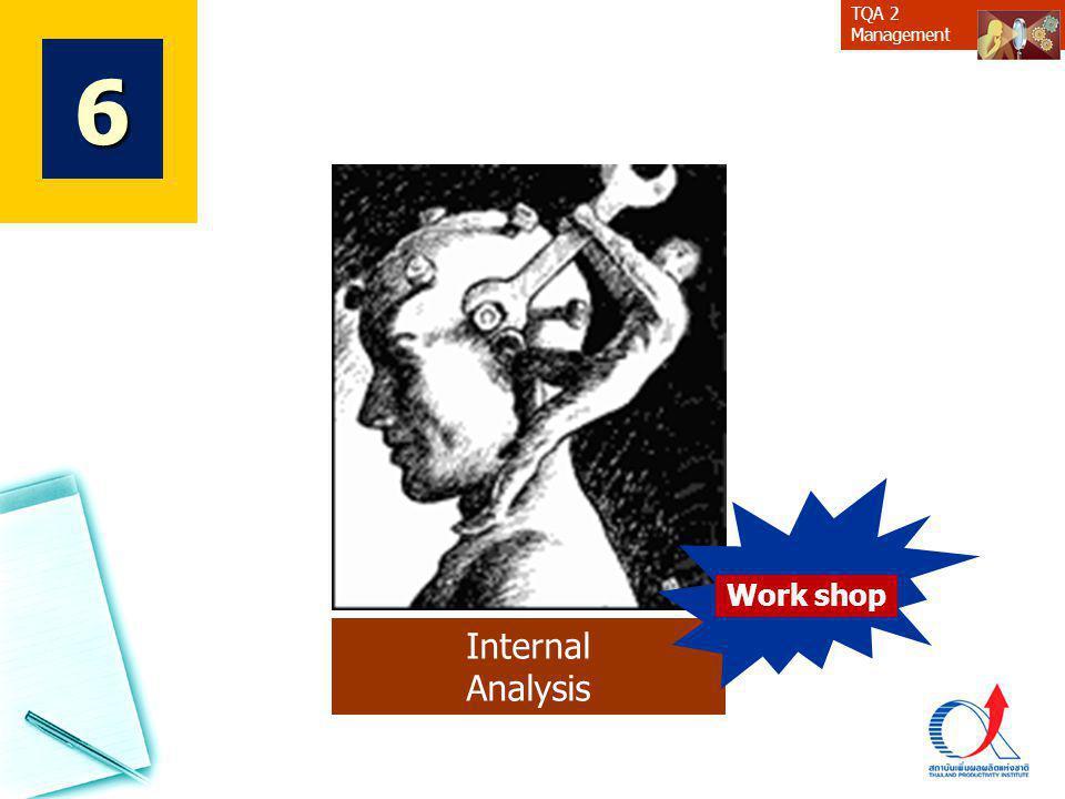 6 Work shop Internal Analysis 45
