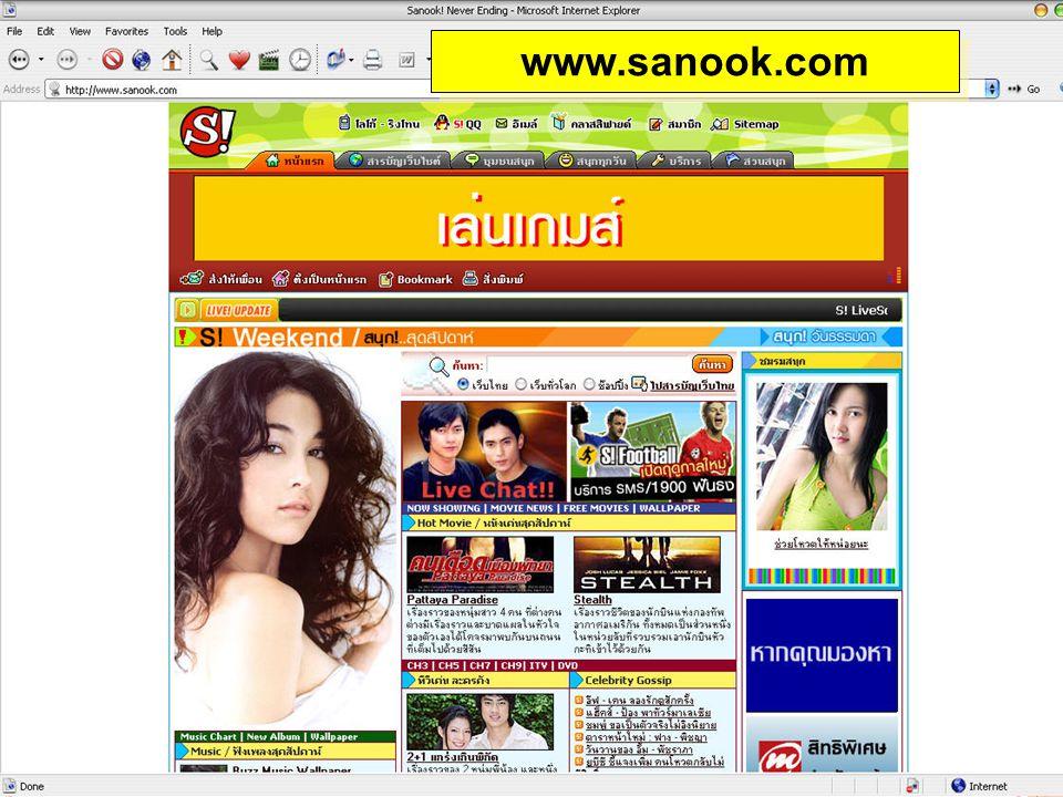www.sanook.com