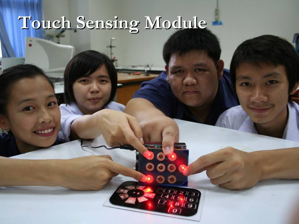 Touch Sensing Module