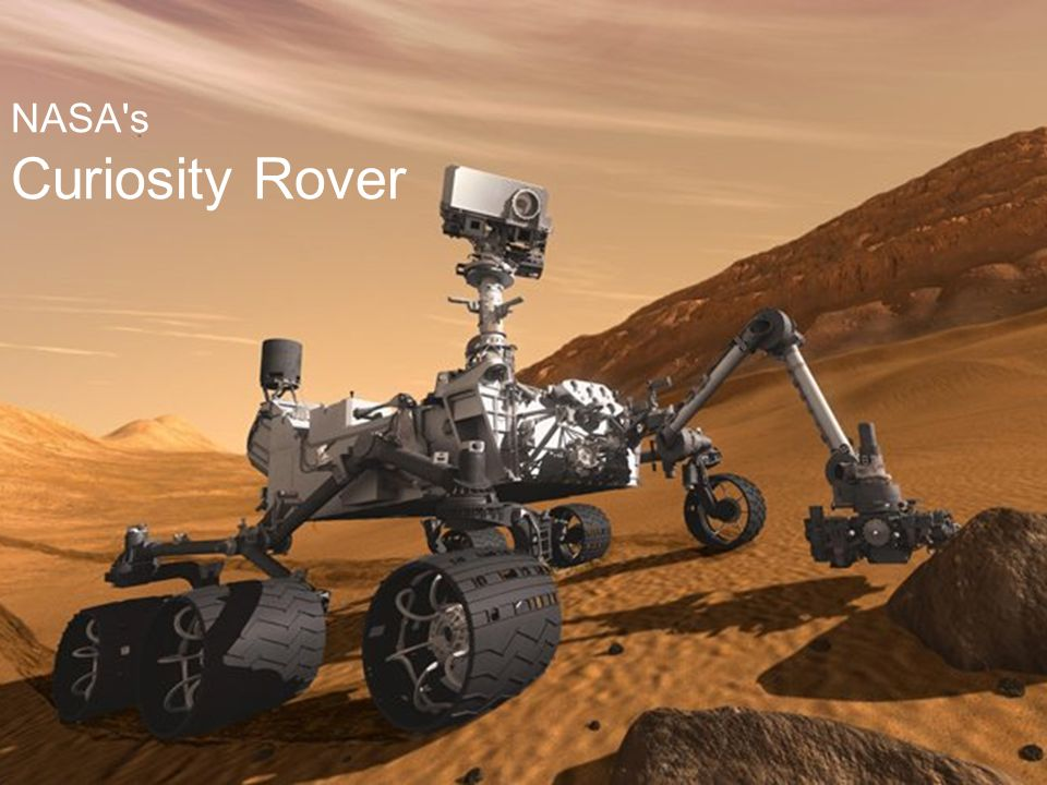 NASA s Curiosity Rover
