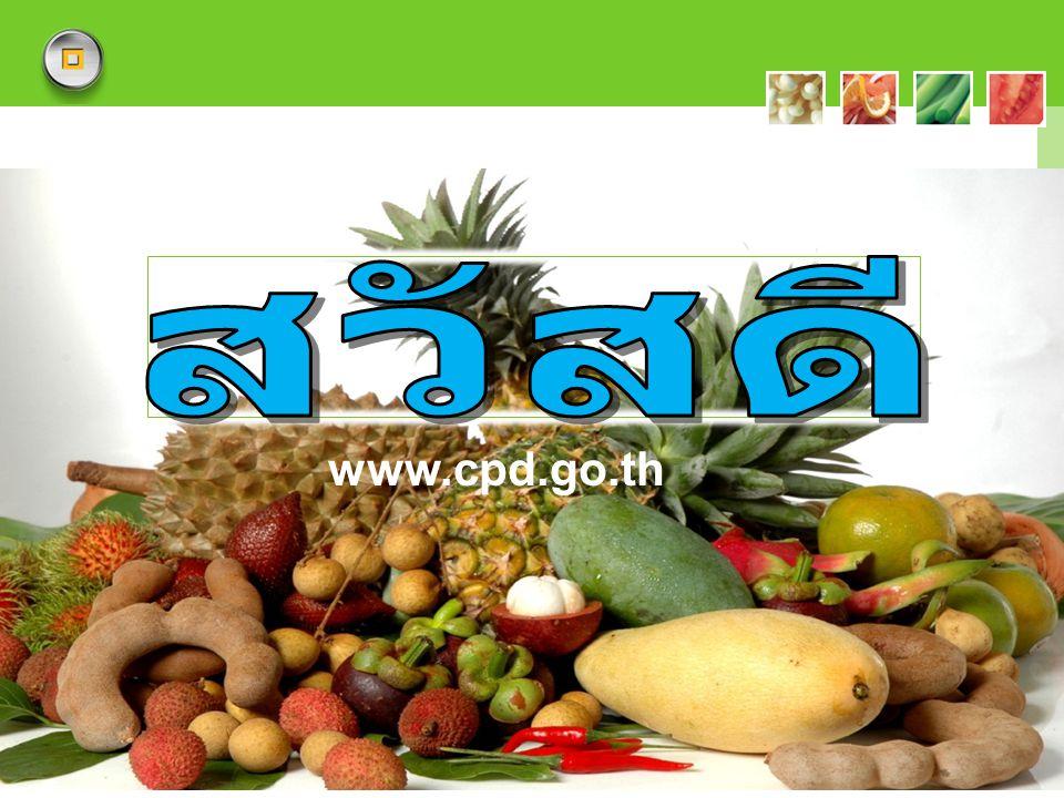 สวัสดี www.cpd.go.th