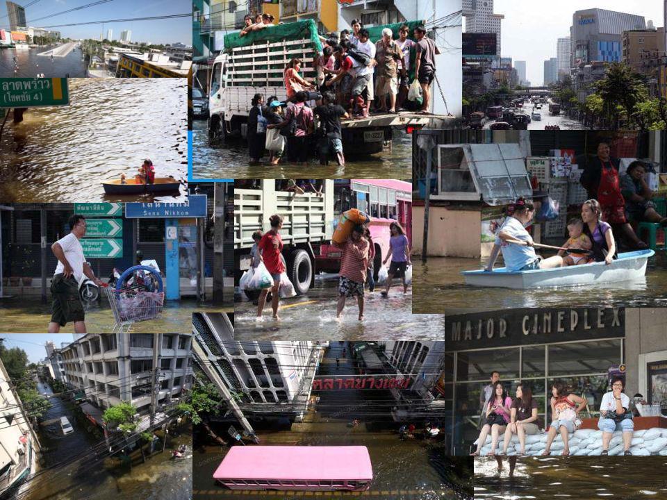 น้ำท่วม กรุงเทพมหานคร ปี 2554