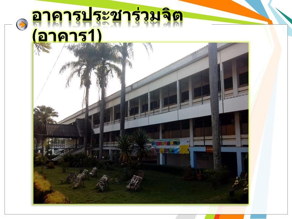 อาคารประชาร่วมจิต(อาคาร1)