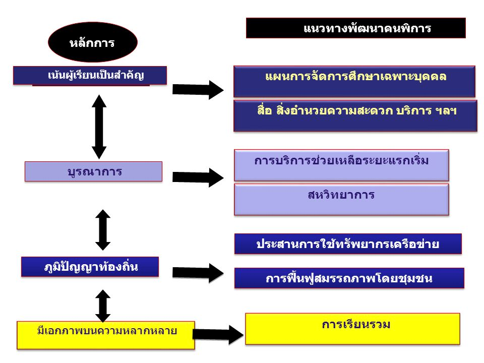แผนการจัดการศึกษาเฉพาะบุคคล