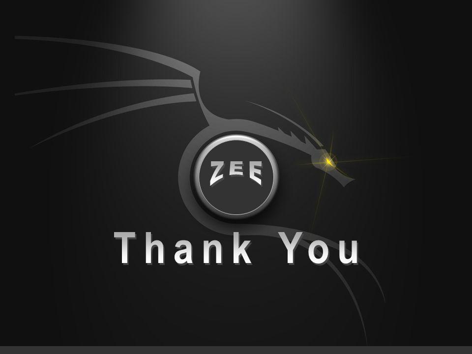 ZEE Thank You