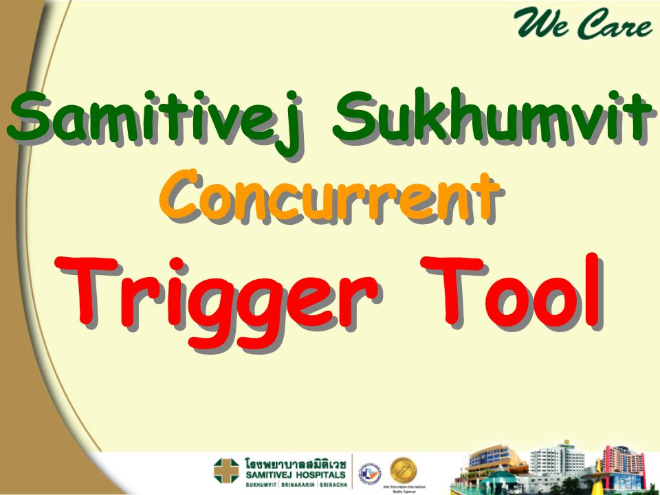 Samitivej Sukhumvit Concurrent Trigger Tool