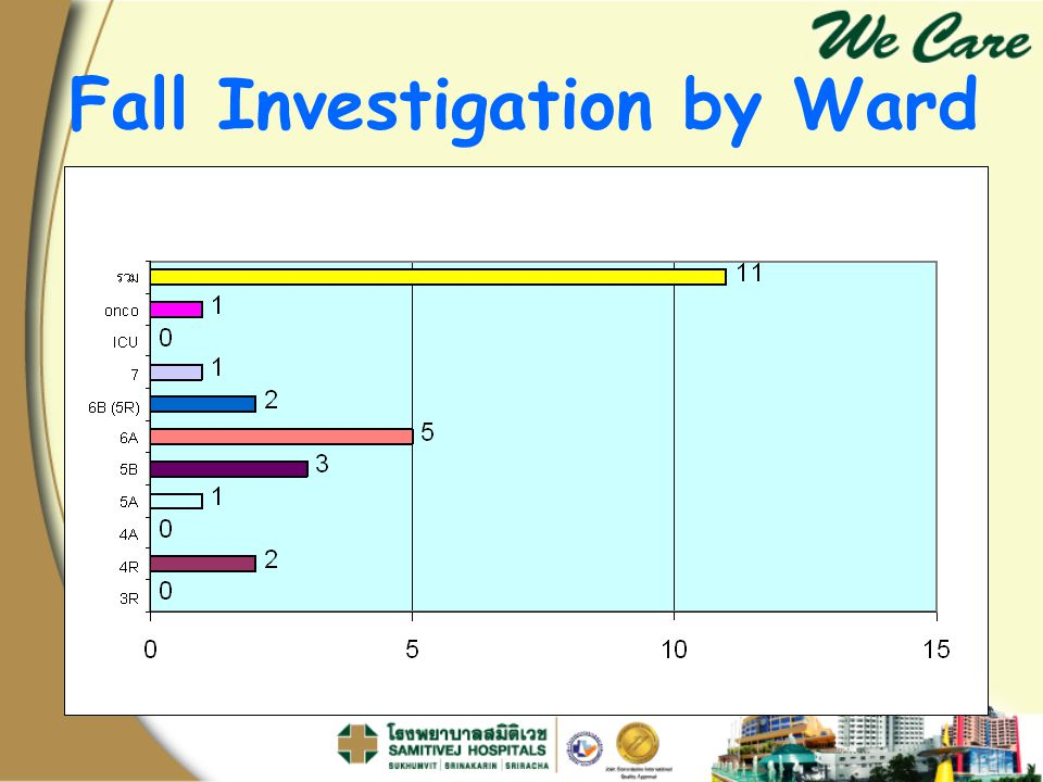 Fall Investigation by Ward