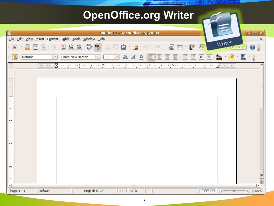 OpenOffice.org Writer http://upload.wikimedia.org/wikipedia/commons/8/85/OpenOffice.org_Writer.png