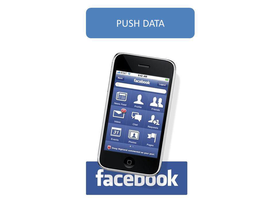 PUSH DATA