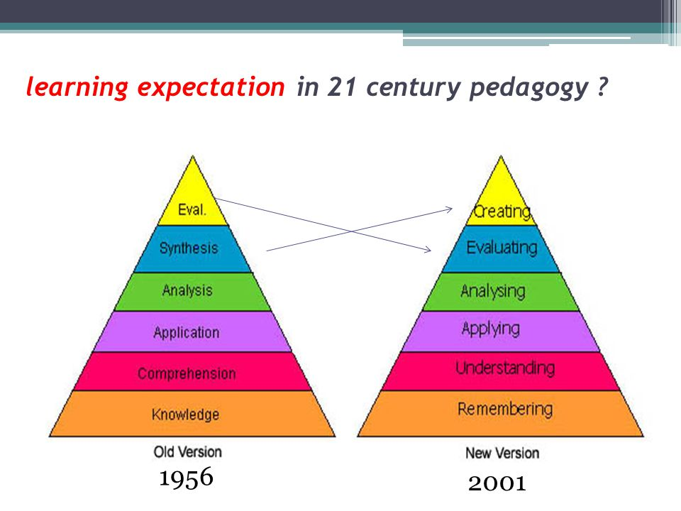 learning expectation in 21 century pedagogy