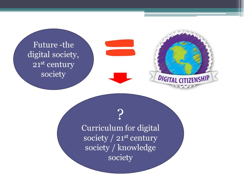 Future -the digital society,
