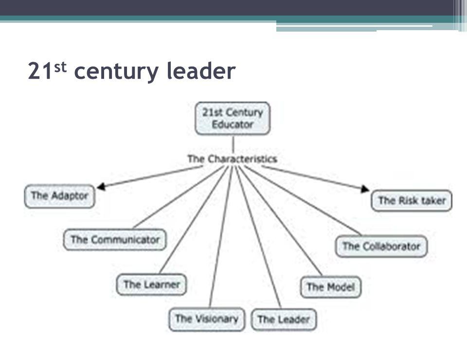 21st century leader