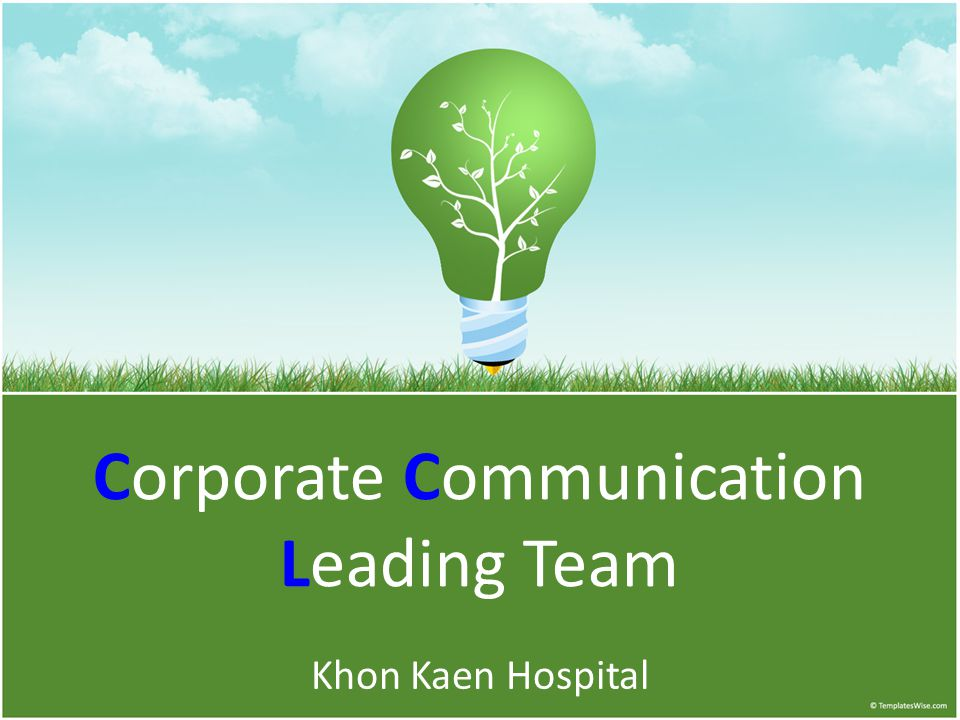 Corporate Communication Leading Team