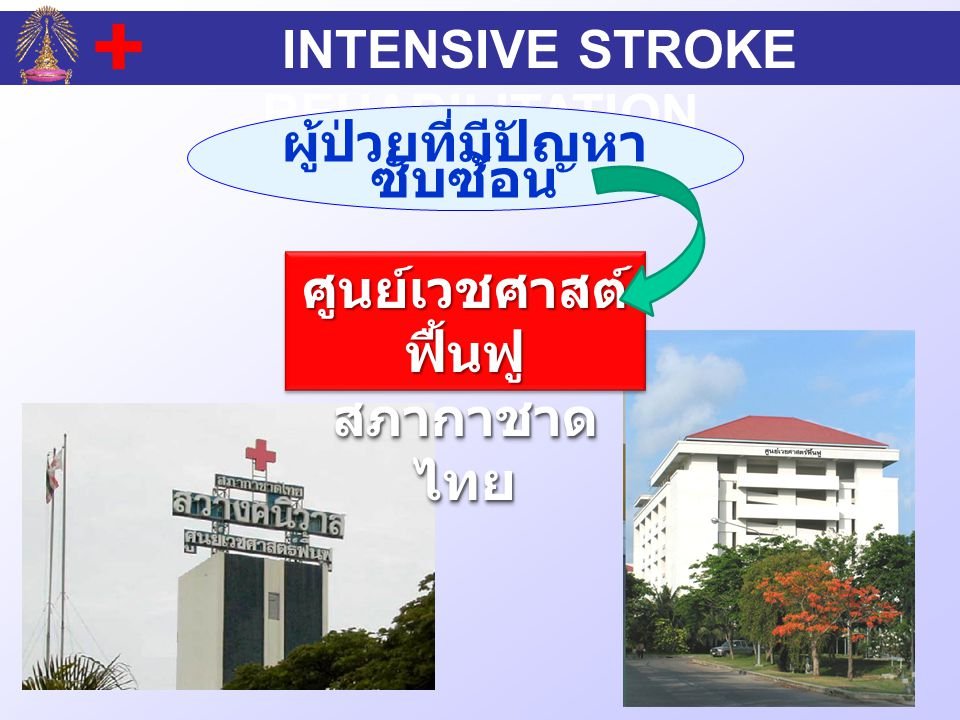 INTENSIVE STROKE REHABILITATION