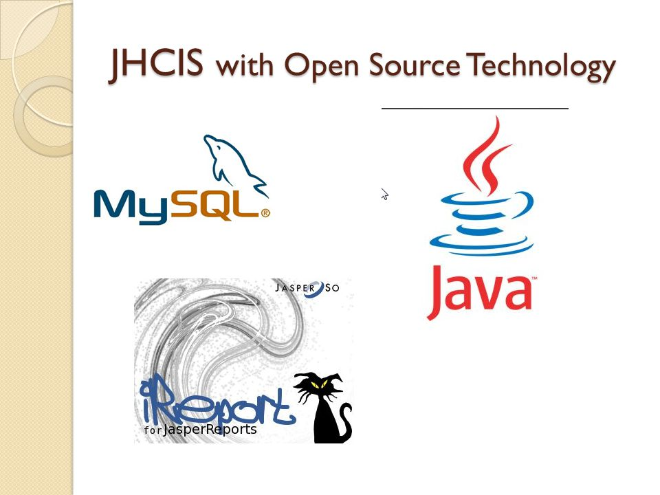 JHCIS with Open Source Technology