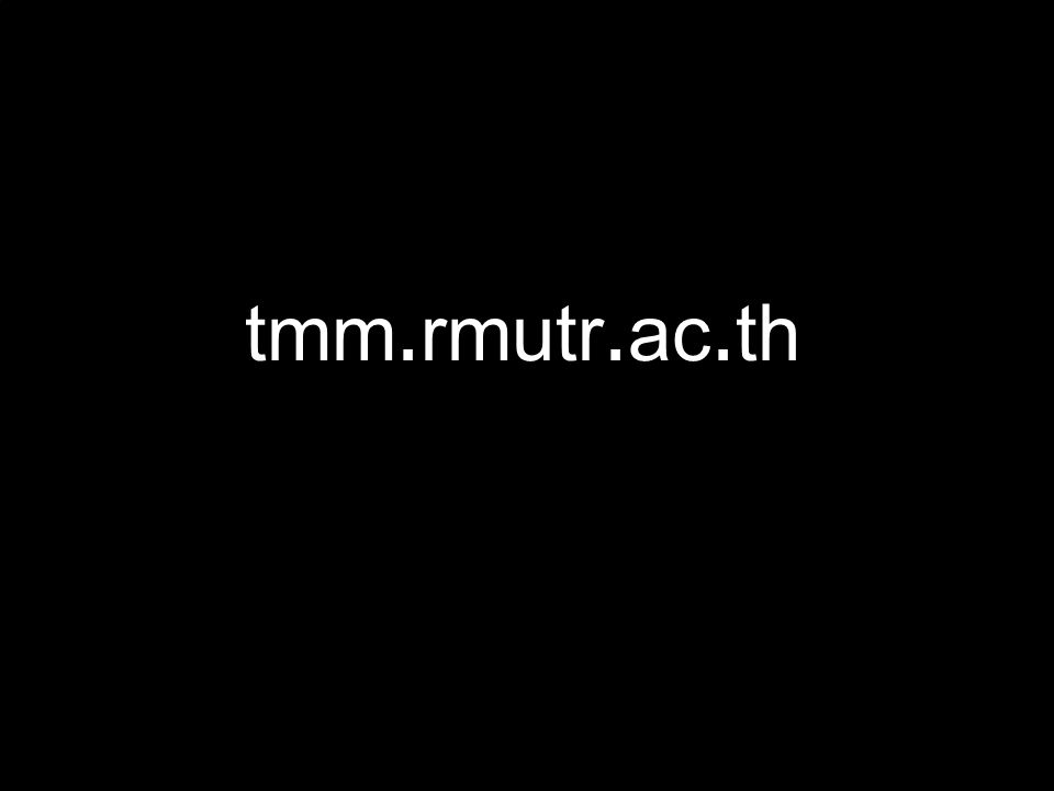 tmm.rmutr.ac.th