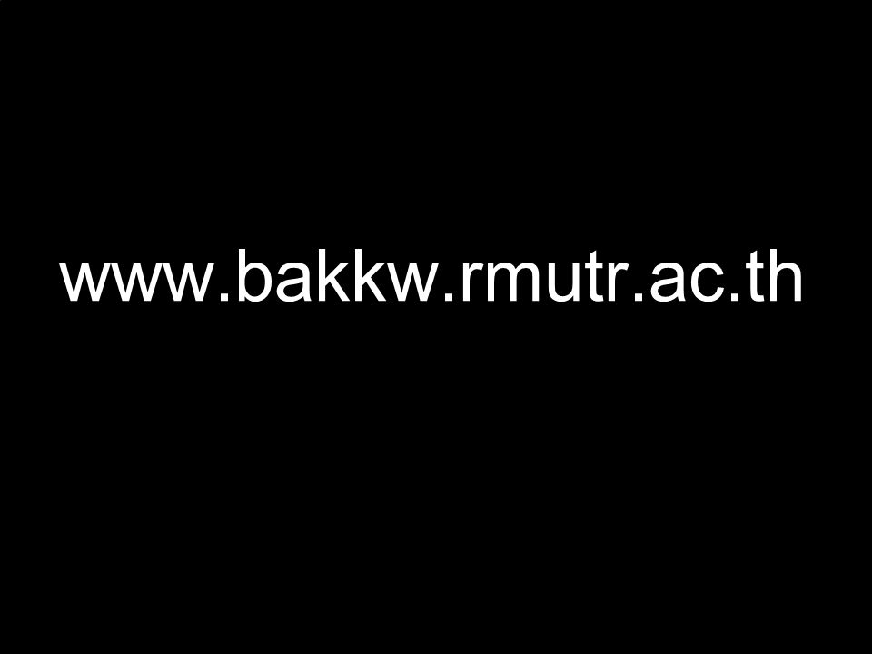 www.bakkw.rmutr.ac.th