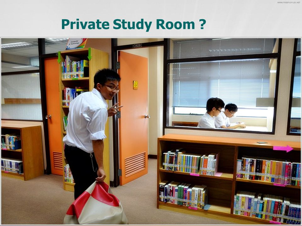 Private Study Room