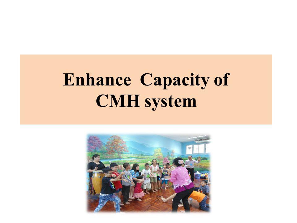 Enhance Capacity of CMH system