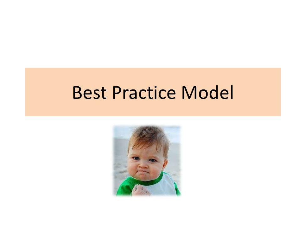 Best Practice Model